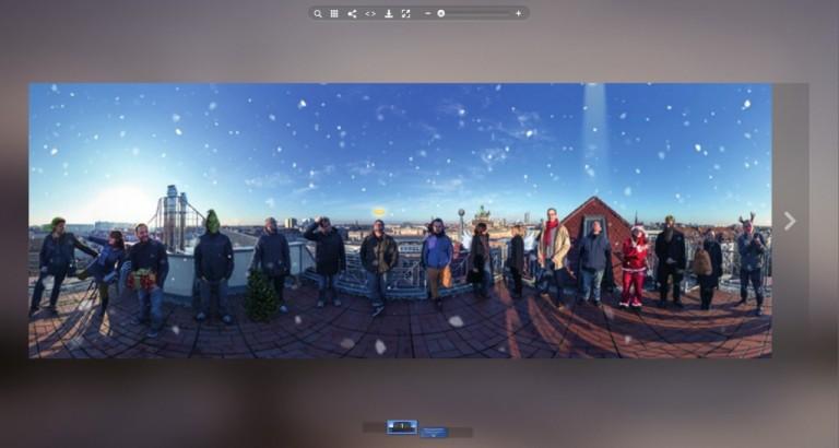Grußkarten & eCard's für Weihnachten mit 1000°ePaper