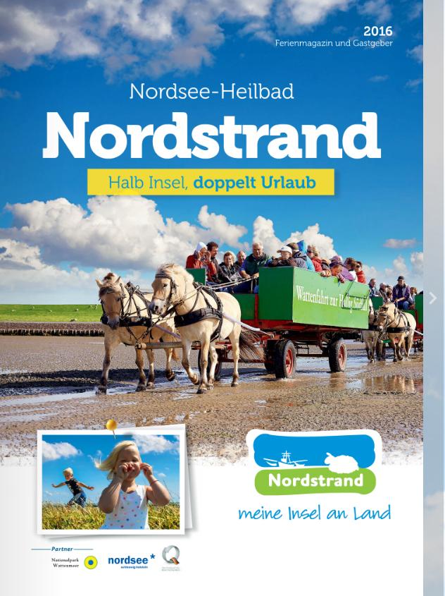 ePaper Programmheft Nordstrand