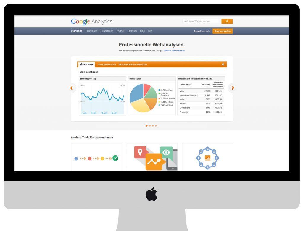 Eingebundene Trackingpixel ermöglichen die Auswertung und Analyse der ePaper-Nutzung über Google Analytics & Co. Zusätzliche SEO-Einstellungen im ePaper CMS ermöglichen eine noch bessere Auffindbarkeit in Suchmaschinen.