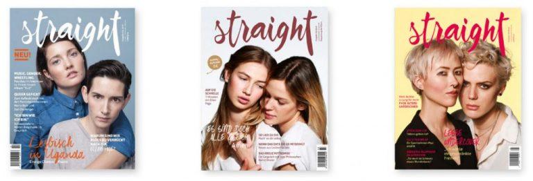 Das Magazin für Frauenliebe: STRAIGHT als 1000°ePaper
