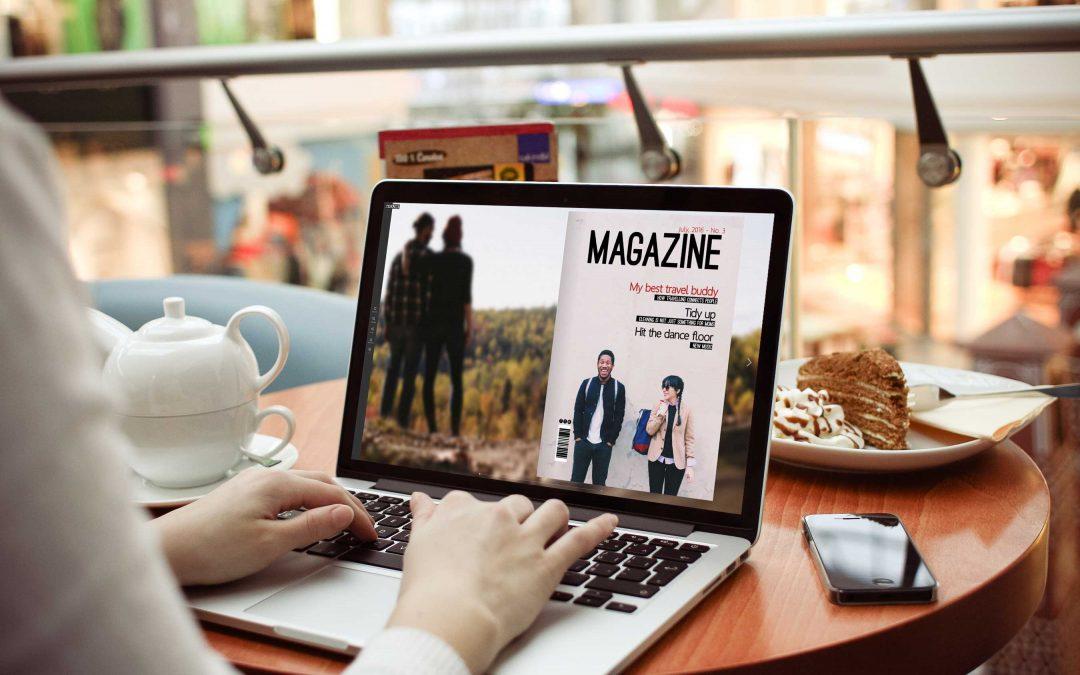 Stärken Sie Ihr Employer Branding mit einem digitalen Mitarbeitermagazin