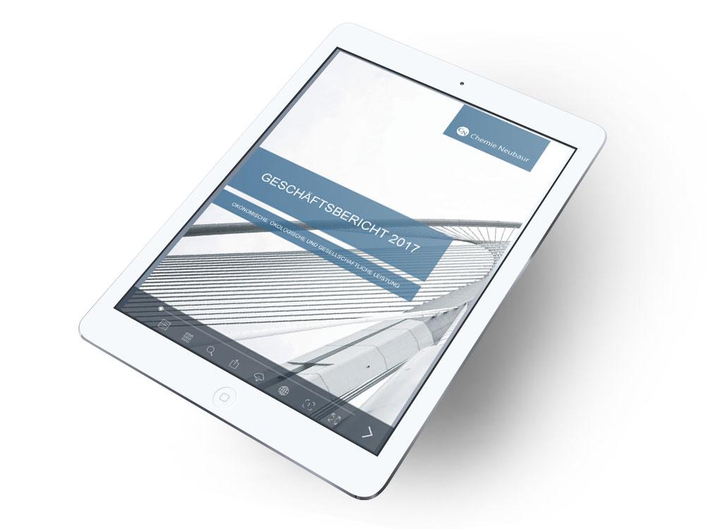 Geschäftsbericht als ePaper erstellen