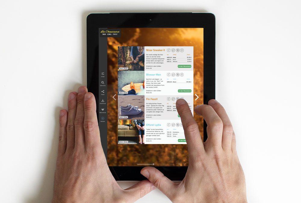 Schaffen Sie Kaufanreize mit einem digitalen Prospekt