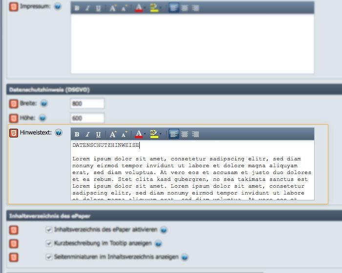 1000-Grad-ePaper-DSGVO-Datenschutzhinweise-CMS-Datenschutzhinweise
