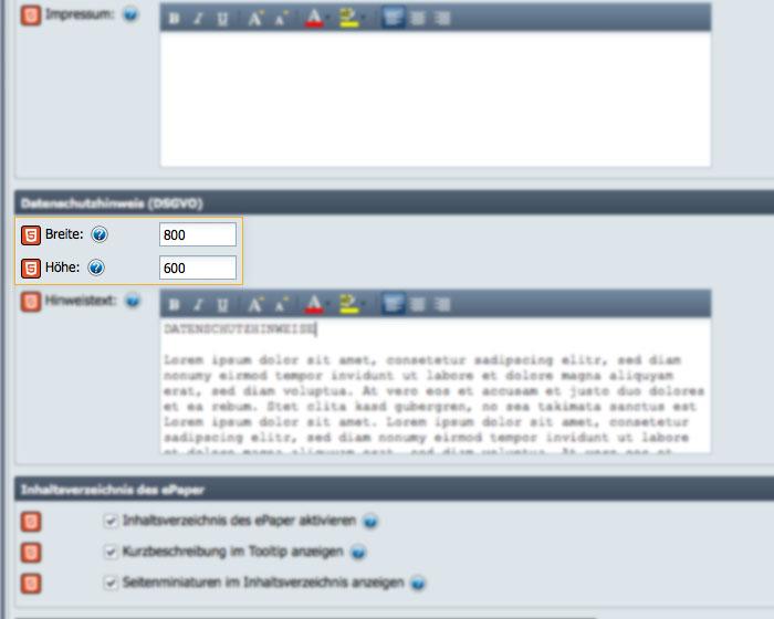 1000-Grad-ePaper-DSGVO-Datenschutzhinweise-CMS-Shadowbox