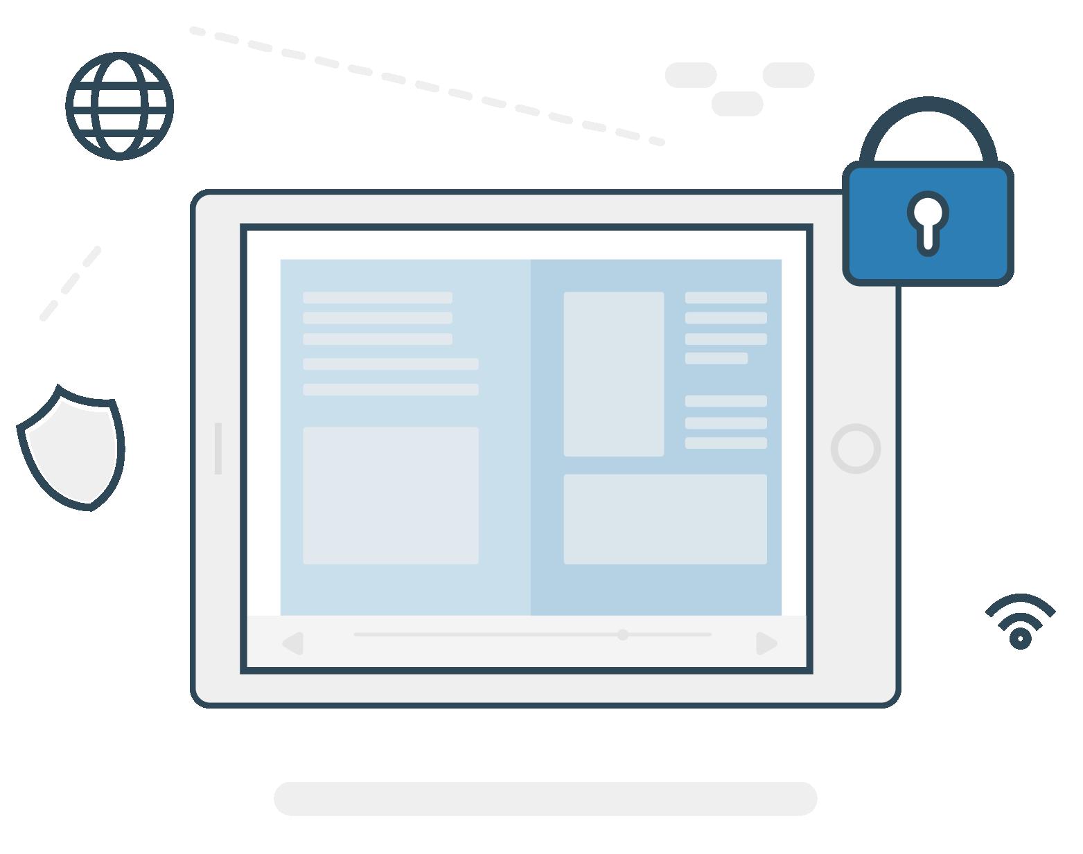 ePaper Datenschutz