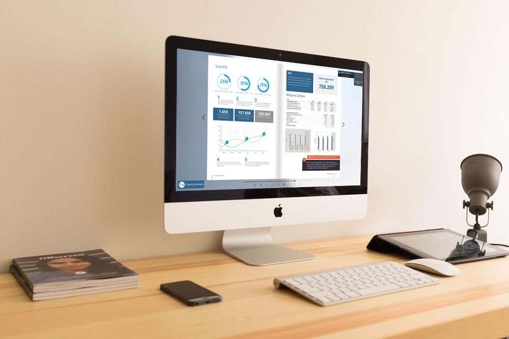 Der digitale Geschäftsbericht