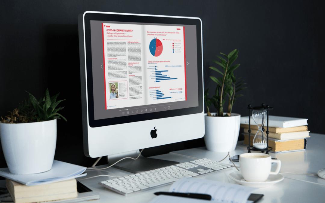 Wie Sie Ihren Geschäftsbericht online perfekt in Szene setzen