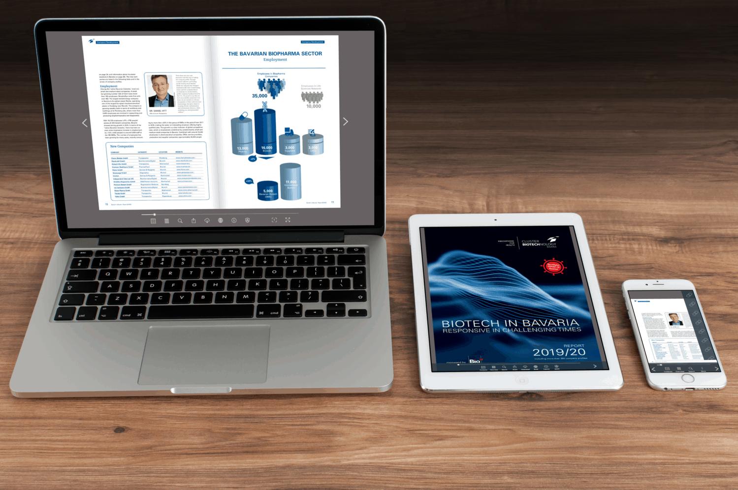 Geschäftsbericht online als ePaper veröffentlichen