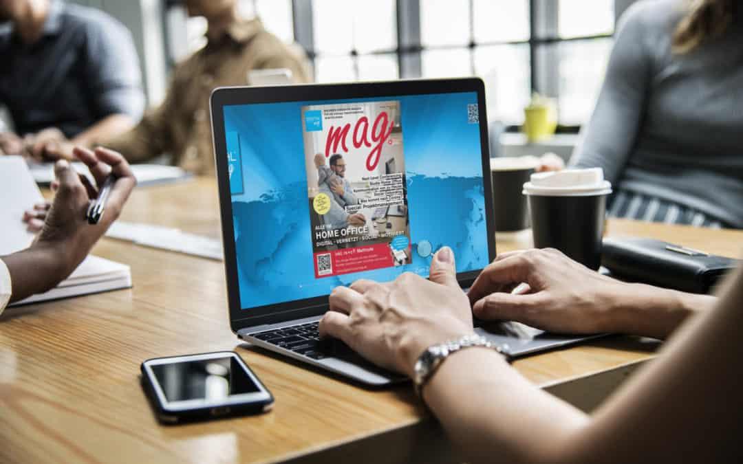 DIGITAL FUTUREmag – das interaktive Magazin für die Digitale Transformation im Mittelstand