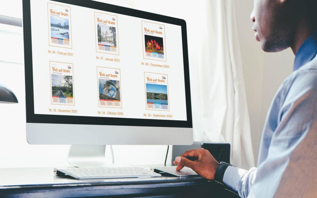 Der ePaper Kiosk – Ihre digitalen Zeitungen, Zeitschriften oder Kataloge an einem Ort